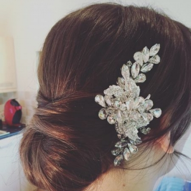Bridal Hair Trial