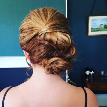 Hair for Bridesmaid