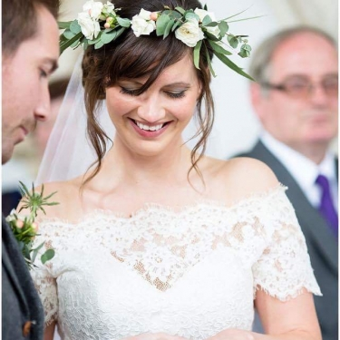 Real Bride Country Fete Wedding